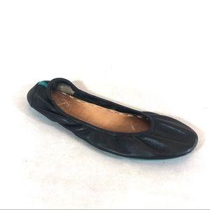 Tieks Matte Black Ballet Flat AMPUTEE (right shoe)